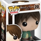 Ultimate Funko Pop Attack on Titan Figures Checklist and Gallery