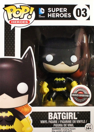 Ultimate Funko Pop Batgirl Figures Checklist and Gallery 23