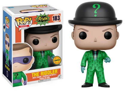 Ultimate Funko Pop Riddler Figures Checklist and Gallery 27