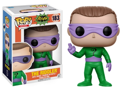 Ultimate Funko Pop Riddler Figures Checklist and Gallery 26
