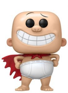 2017 Funko Pop Captain Underpants Vinyl Figures 1