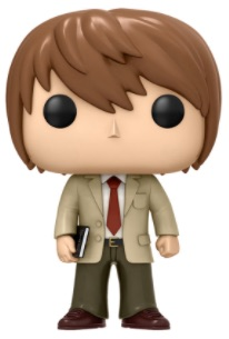 2017 Funko Pop Death Note Vinyl Figures 1