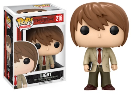 2017 Funko Pop Death Note Vinyl Figures 21