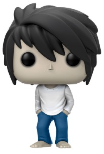 2017 Funko Pop Death Note Vinyl Figures 2