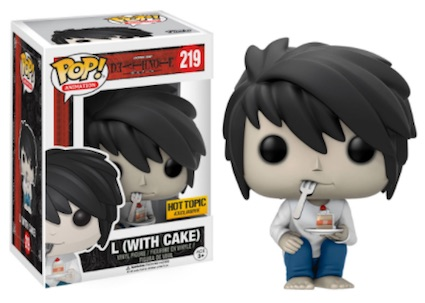 2017 Funko Pop Death Note Vinyl Figures 24