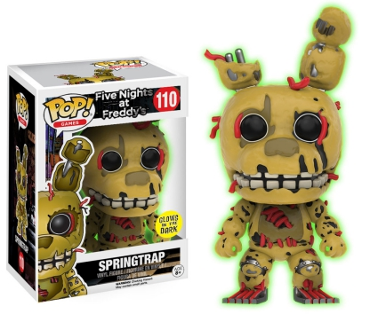 Ultimate Funko Pop Five Nights at Freddy's Figures Checklist and Gallery 9