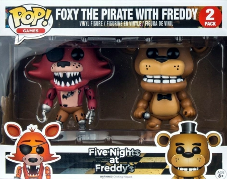 Ultimate Funko Pop Five Nights at Freddy's Figures Checklist and Gallery 63