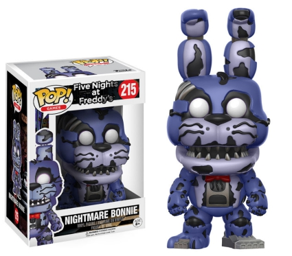 Ultimate Funko Pop Five Nights at Freddy's Figures Checklist and Gallery 24