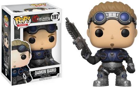 Ultimate Funko Pop Gears of War Figures Guide 14
