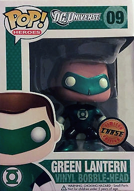 Ultimate Funko Pop Green Lantern Figures Checklist and Gallery 23