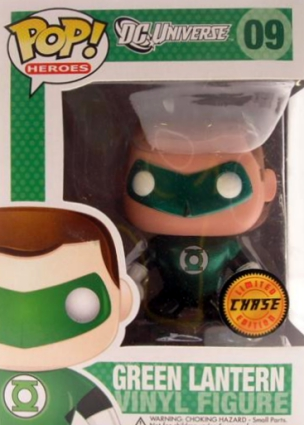Ultimate Funko Pop Green Lantern Figures Checklist and Gallery 21