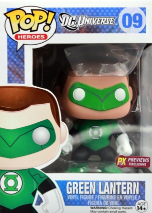 Ultimate Funko Pop Green Lantern Figures Checklist and Gallery 25