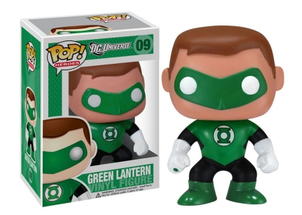Ultimate Funko Pop Green Lantern Figures Checklist and Gallery 1