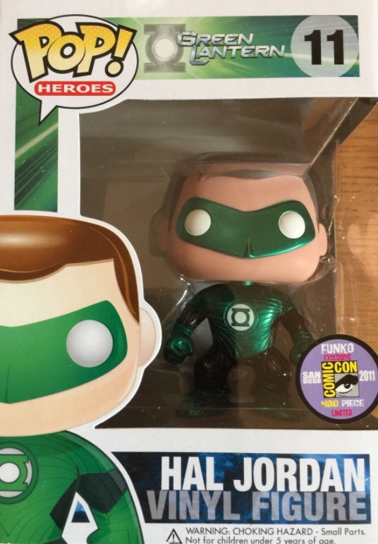 Ultimate Funko Pop Green Lantern Figures Checklist and Gallery 28