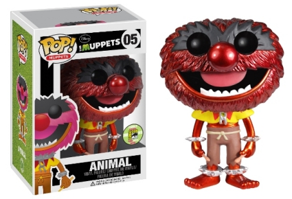 Ultimate Funko Pop Muppets Figures Checklist and Gallery 9