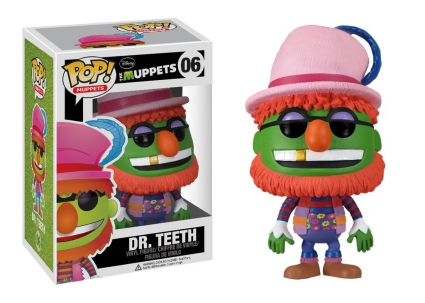 Ultimate Funko Pop Muppets Figures Checklist and Gallery 10