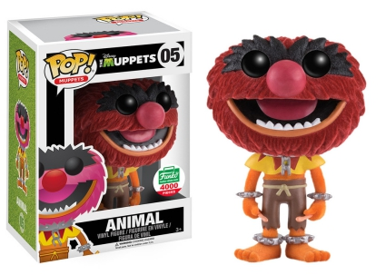 Ultimate Funko Pop Muppets Figures Checklist and Gallery 8