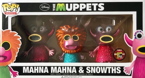Ultimate Funko Pop Muppets Figures Checklist and Gallery 18