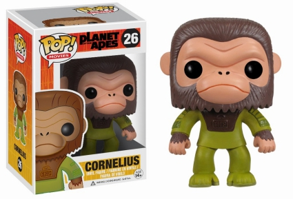 Ultimate Funko Pop Planet of the Apes Figures Checklist and Gallery 24