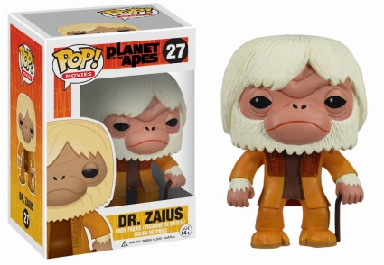 Ultimate Funko Pop Planet of the Apes Figures Checklist and Gallery 25