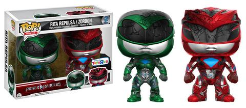 Ultimate Funko Pop Power Rangers Figures Gallery and Checklist 55