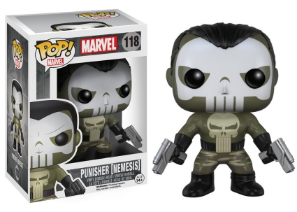 Ultimate Funko Pop Punisher Figures Checklist and Gallery 25