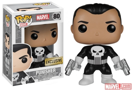 Ultimate Funko Pop Punisher Figures Checklist and Gallery 1