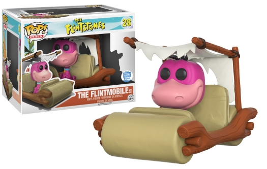 Ultimate Funko Pop The Flintstones Figures Checklist and Gallery 12
