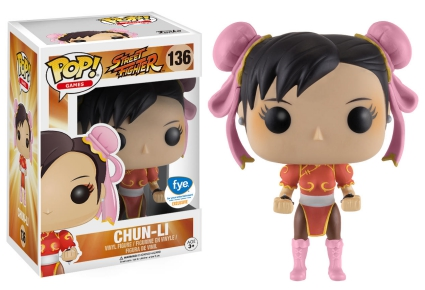 Funko Pop Street Fighter
