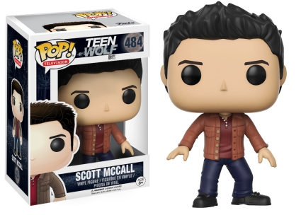 Funko Pop Teen Wolf Vinyl Figures 1