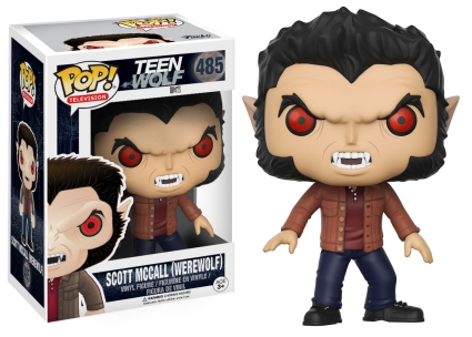 Funko Pop Teen Wolf Vinyl Figures 2