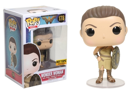 Ultimate Funko Pop Wonder Woman Figures Checklist and Gallery 22