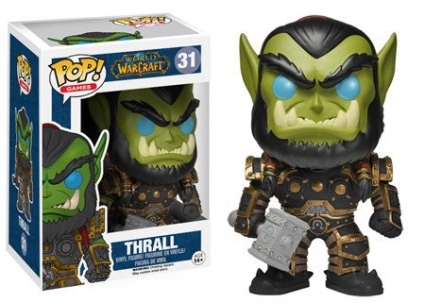 Ultimate Funko Pop World of Warcraft Game Figures Checklist and Gallery 26