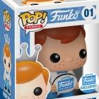 Funko Shop Pop Exclusives Figures Checklist and Gallery