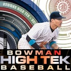2017 Bowman High Tek Baseball Cards