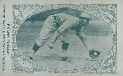 Top 10 Frankie Frisch Baseball Cards 8