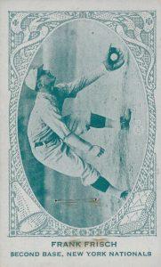 Top 10 Frankie Frisch Baseball Cards 7