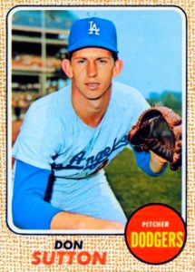 Top 10 Don Sutton Baseball Cards 5