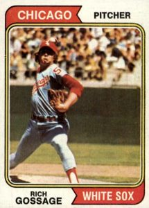 Top 10 Goose Gossage Baseball Cards 6