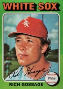 Top 10 Goose Gossage Baseball Cards 8