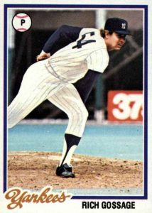 Top 10 Goose Gossage Baseball Cards 4