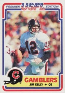 Top 10 Jim Kelly Football Cards 12