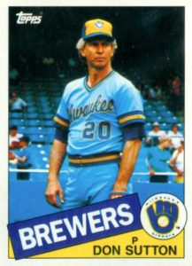 Top 10 Don Sutton Baseball Cards 6