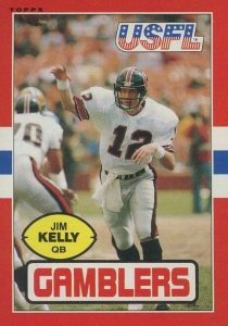 Top 10 Jim Kelly Football Cards 11