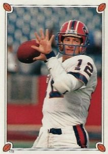 Top 10 Jim Kelly Football Cards 4