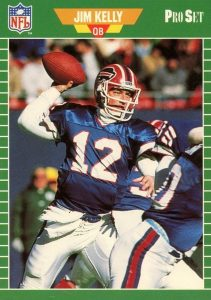Top 10 Jim Kelly Football Cards 5