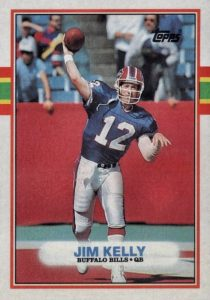 Top 10 Jim Kelly Football Cards 1
