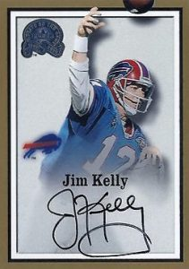 Top 10 Jim Kelly Football Cards 6