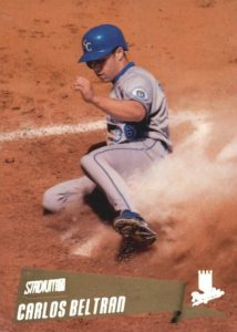 Top 10 Carlos Beltran Baseball Cards 1