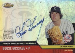 Top 10 Goose Gossage Baseball Cards 3